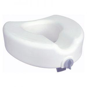 Medline Locking Raised Toilet Seat