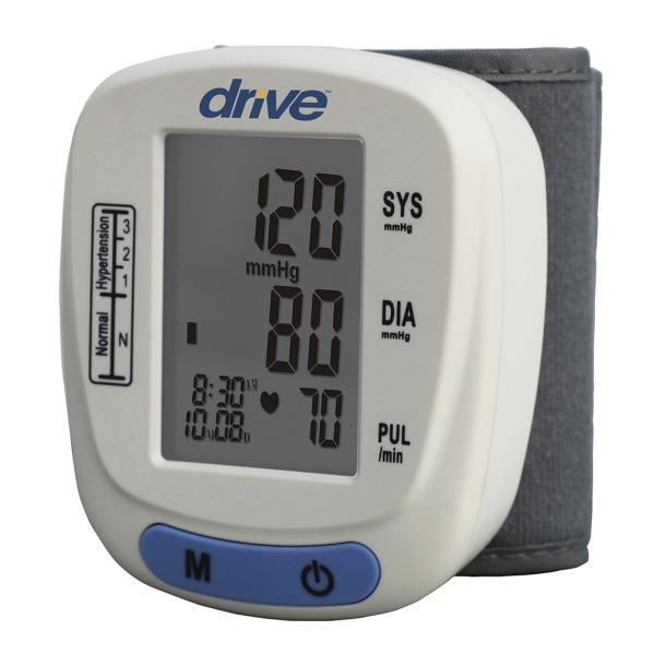 Drive Automatic Blood Pressure Monitor, Wrist Model